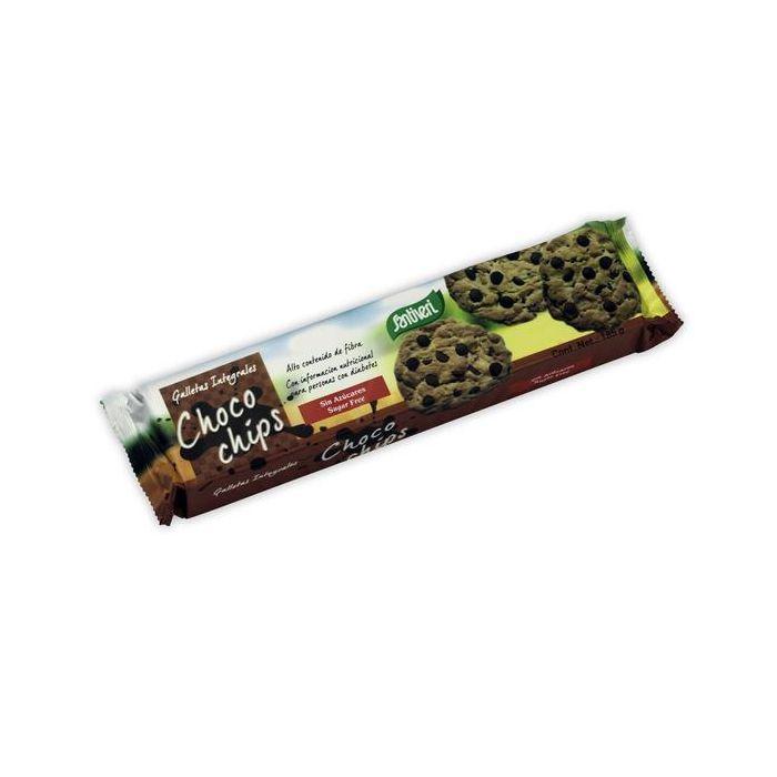 Bolachas Integrais Choco-Chips