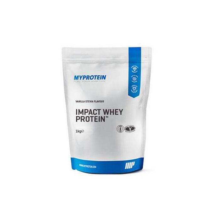 Impact Whey Protein Stevia - Baunilha