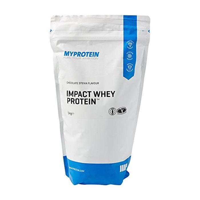 Impact Whey Protein Stevia - Chocolate Manteiga De Amendoim