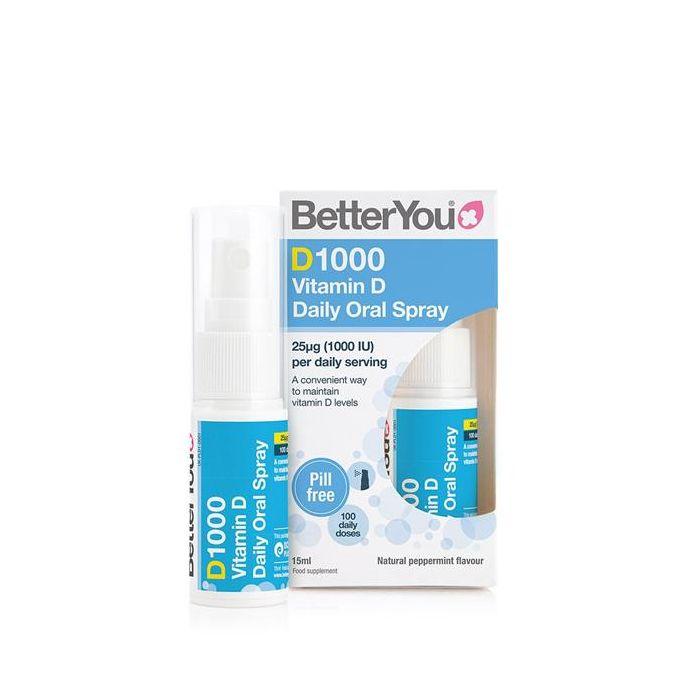 Vitamina D 1000Ui Spray Oral
