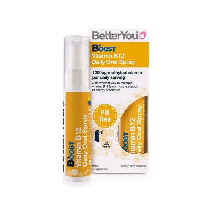 Vitamina B12 Spray Oral
