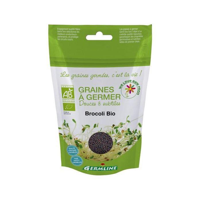 Brócolos Bio - Sementes Para Germinar