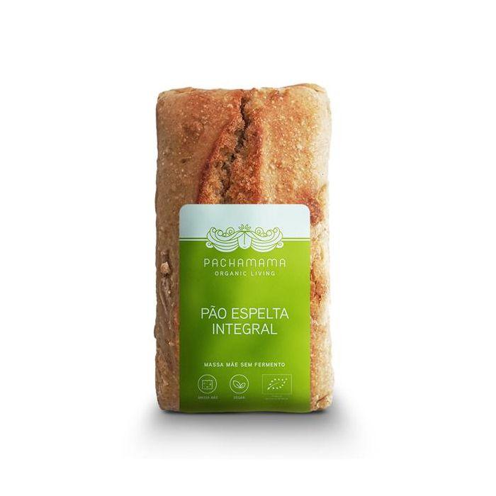Pão De Espelta Integral Bio