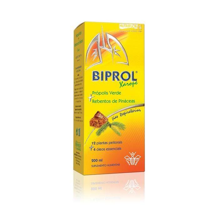 Biprol - Própolis Verde + Rebentos De Pináceas - Xarope