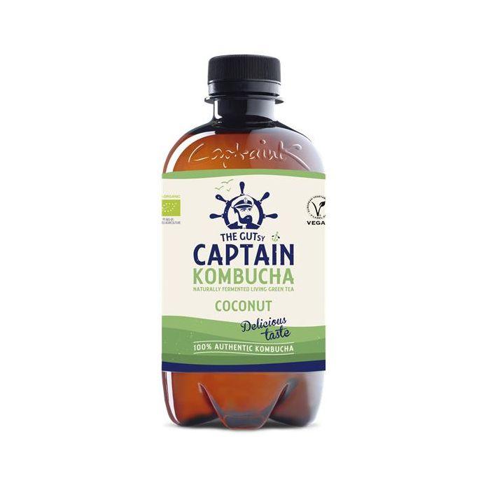Captain Kombucha Bio Coco