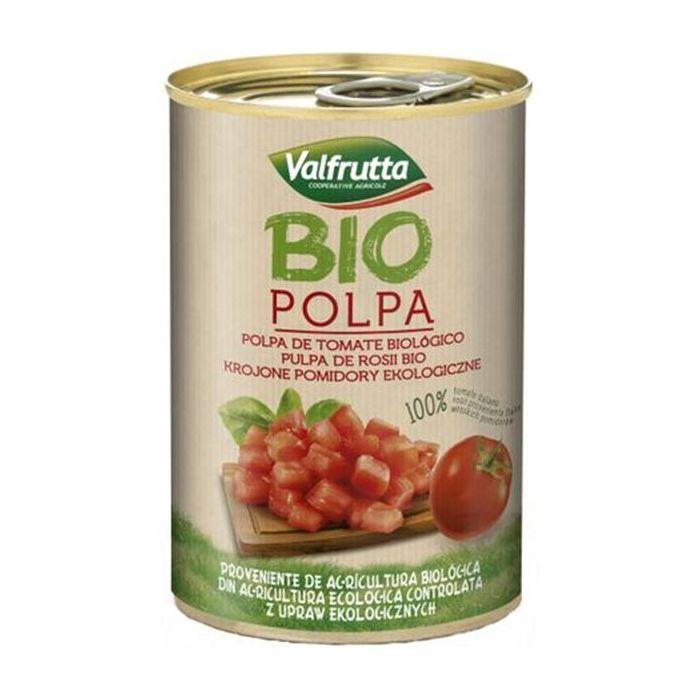 Tomate Enlatado Polpa Bio