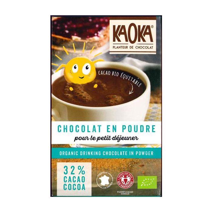 Chocolate Pó Bio-Preparar Bebida De Chocolate