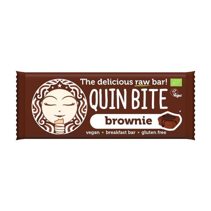 Barra Raw Brownie Bio