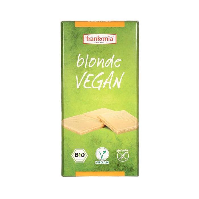 Chocolate Branco Bio Sem Glúten Vegan