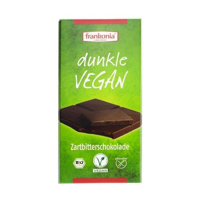 Chocolate Preto Bio Sem Glúten Vegan