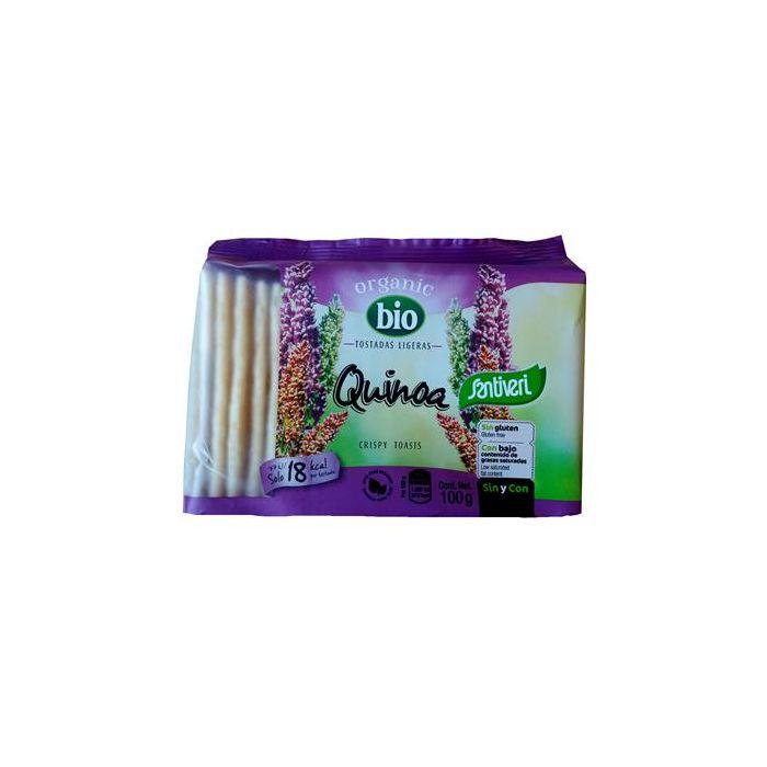Tostas Com Quinoa Bio