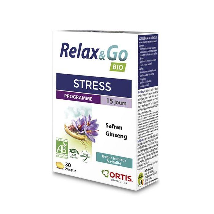 Relax & Go Bio 30 Comprimidos