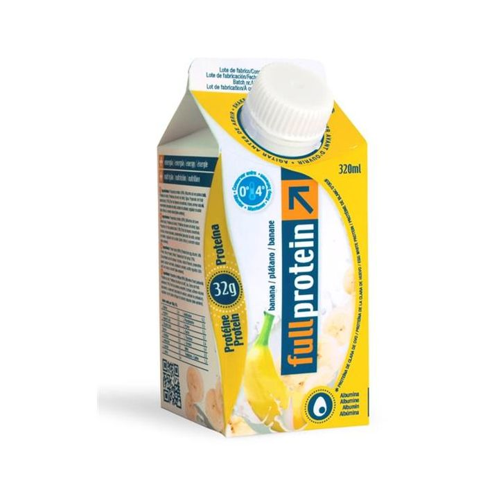 Bebida Proteica Banana