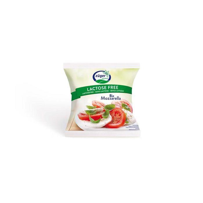Queijo Mozzarella Sem Lactose Bio