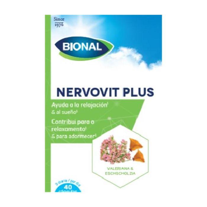 Nervovit Plus Valeriana E Papoila-Da-Califórnia