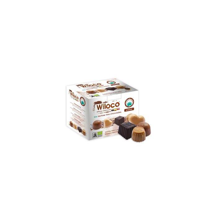 Sortido De Chocolates Praliné Bio
