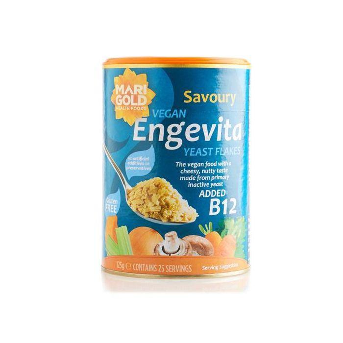 Flocos De Levedura Nutricional Com Vitamina B12