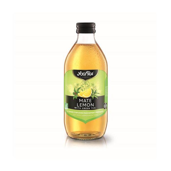 Bebida Refrigerante Bio Iced Tea Mate Limão