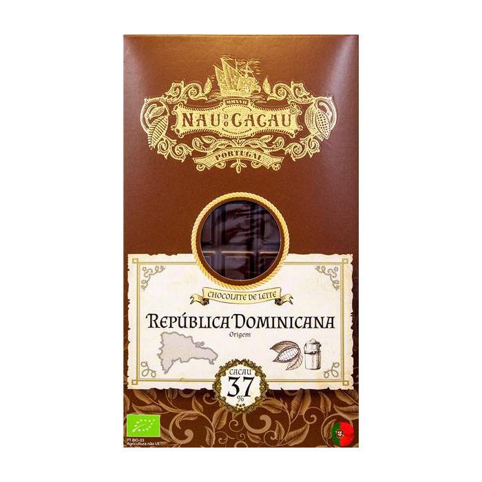 Chocolate De Leite 37% De Cacau República Dominicana