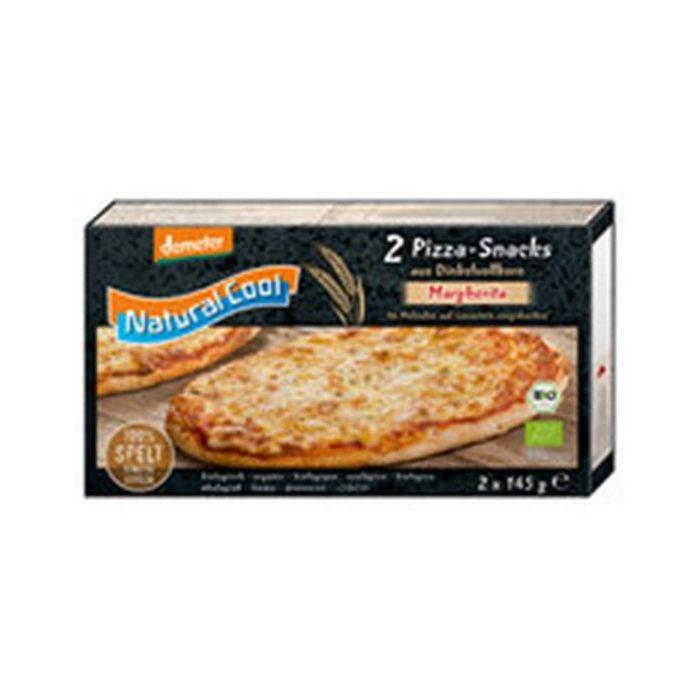 2 Pizza Snack  Espelta Bio Margherita