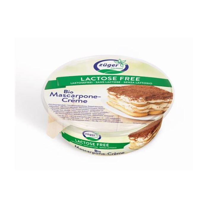 Mascarpone Sem Lactose