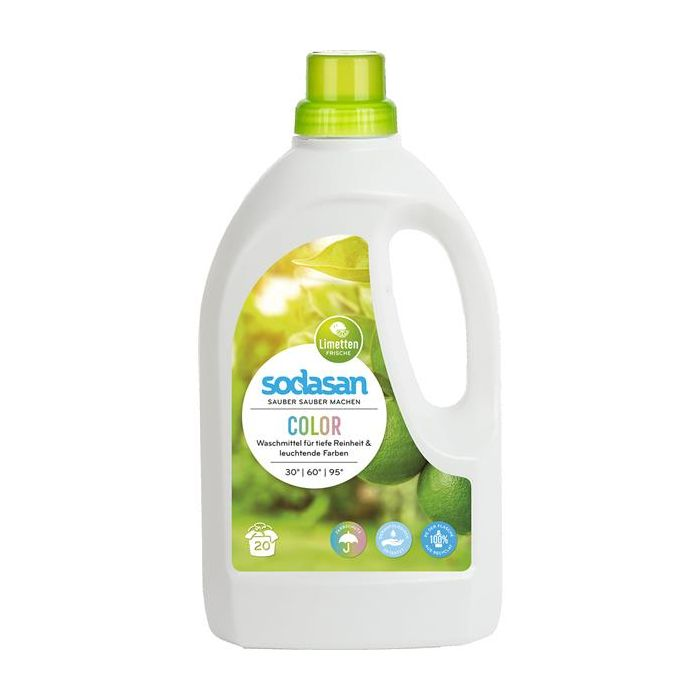 Deterg. Liq. Ecológico Roupa - Fragrancia A Lima