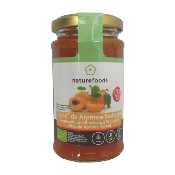 Doce 100% Fruta - Alperce Bio