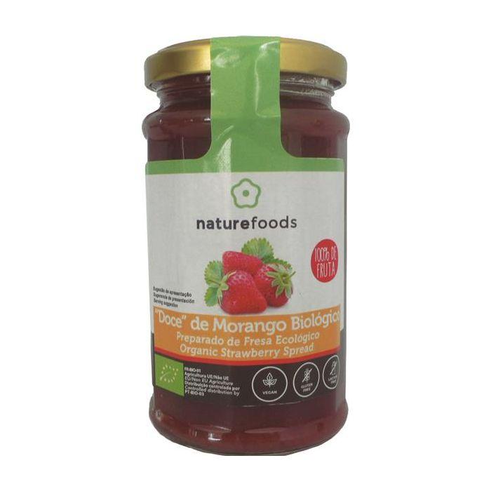 Doce 100% Fruta - Morango Bio