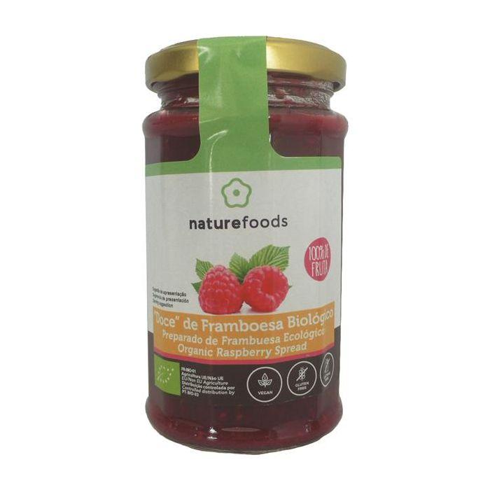 Doce 100% Fruta - Framboesa Bio