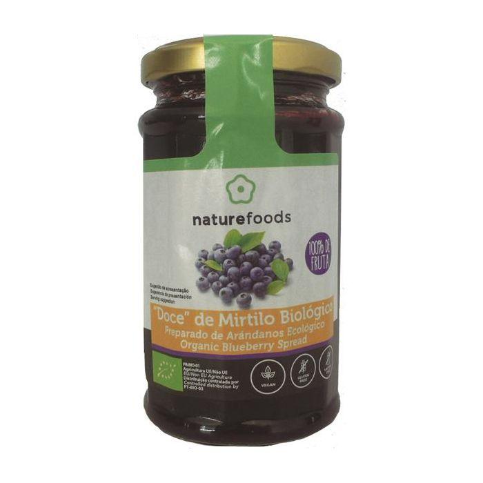 Doce 100% Fruta - Mirtilo Bio