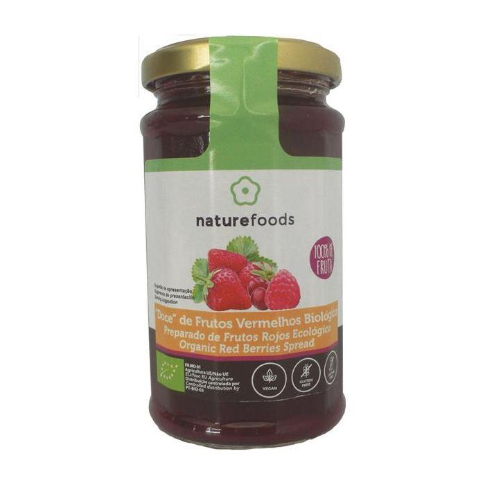 Doce 100% Fruta - Frutos Vermelhos Bio