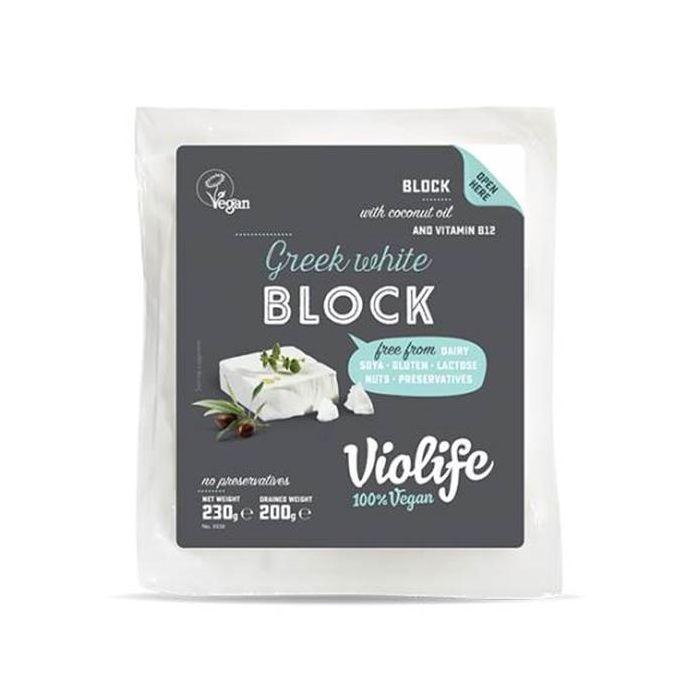 Bloco Vegan Coco (Branco)