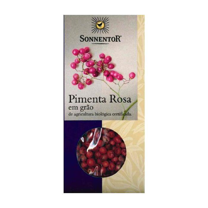 Pimenta Rosa Em Grão Biológica