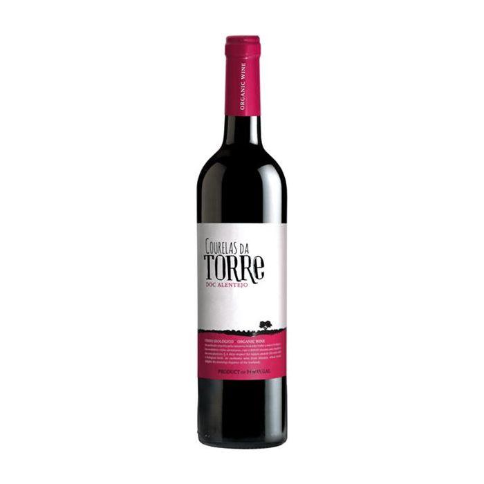 Vinho Rose Courelas Da Torre Bio 75Cl