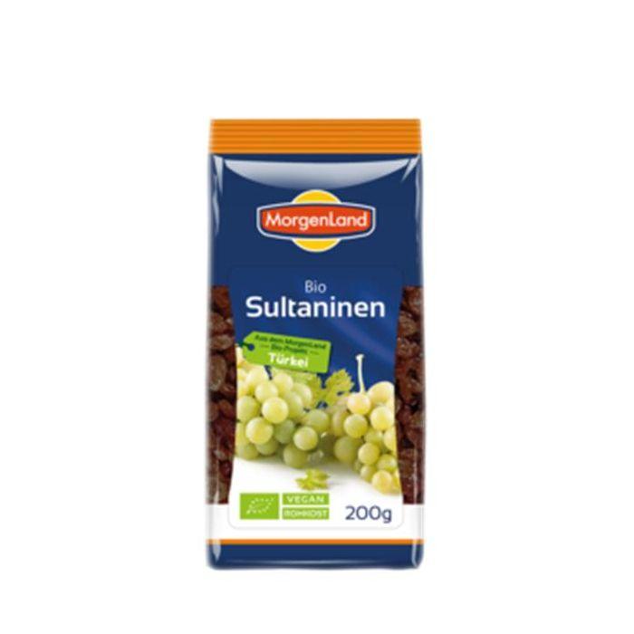 Sultanas Bio