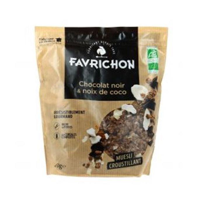 Muesli Crocante Biológico Chocolate E Coco