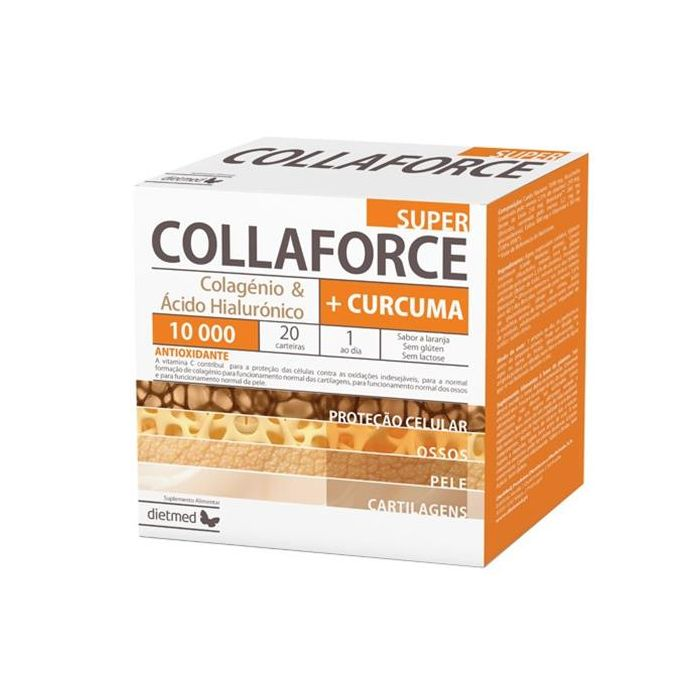 Collaforce Plus + Curcuma