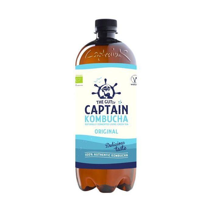 Captain Kombucha Bio Original
