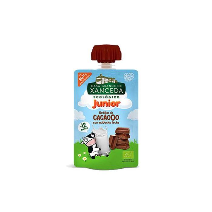 Sobremesa Láctea Cacau Bio