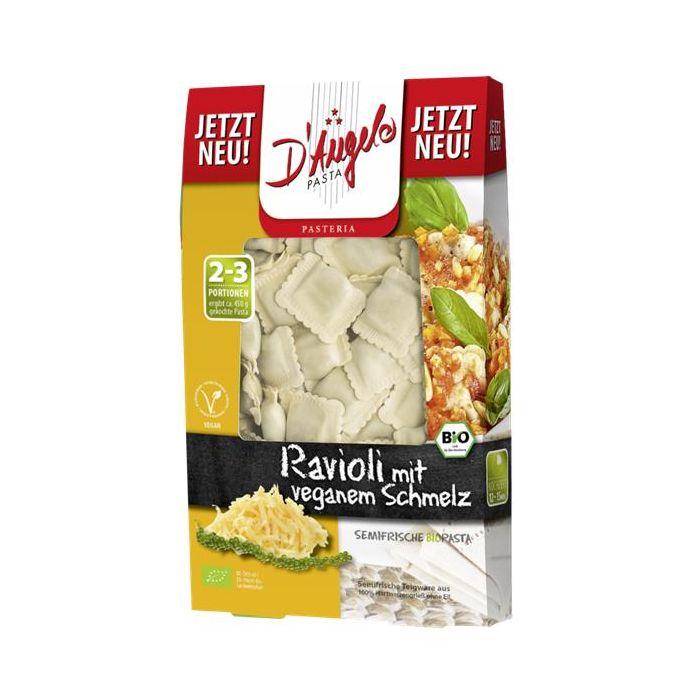 Ravioli Recheado Com Prep. Vegetal Vegan Bio