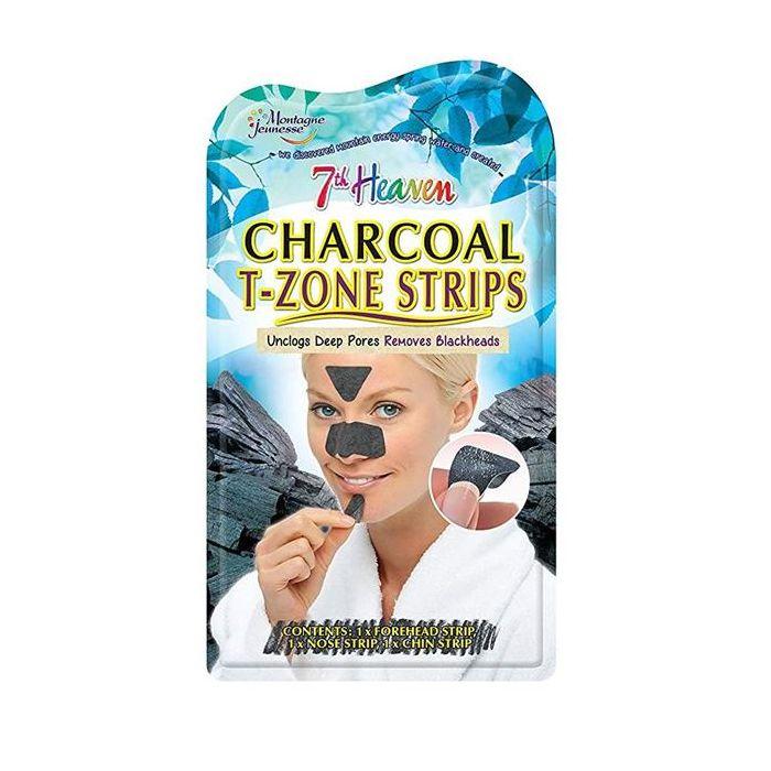 Bandas Carvão Zona-T Mulher 3 Unidades