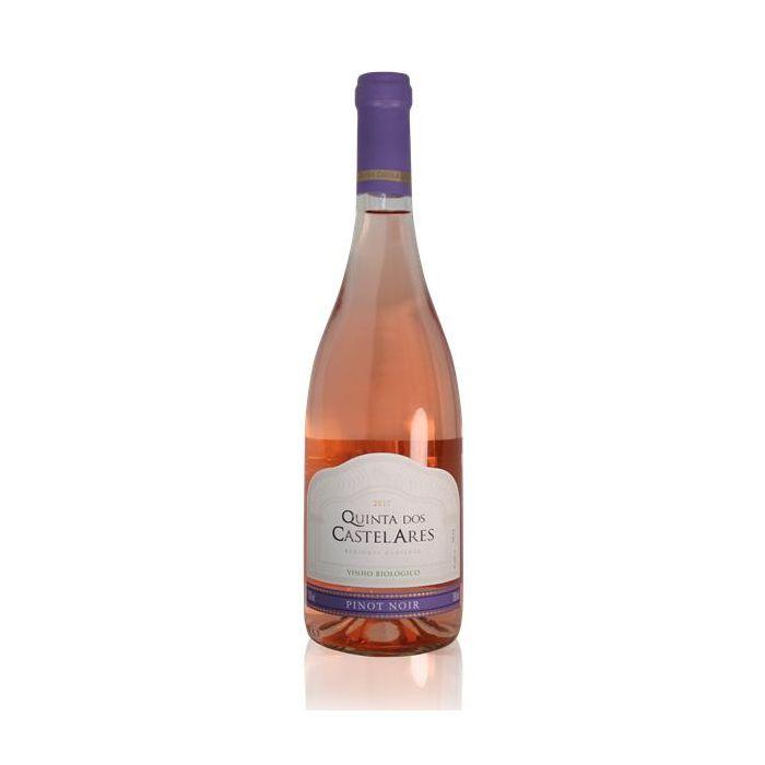 Vinho Rosé Pinot Noir Castelares 75Cl