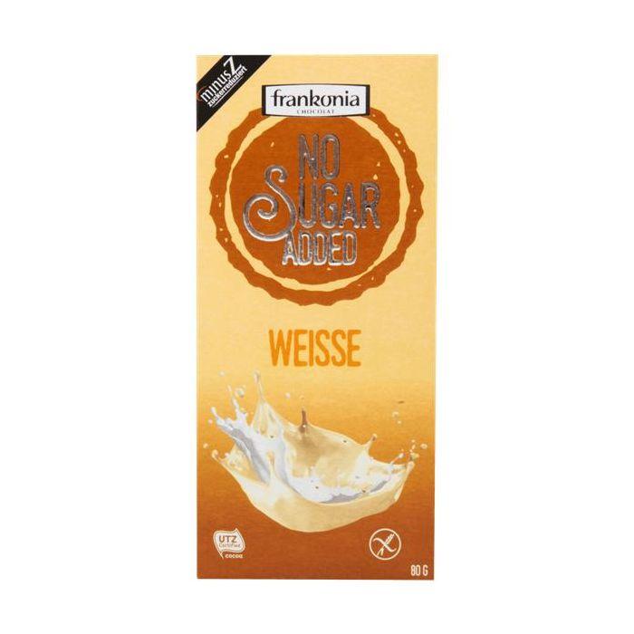Chocolate Branco Sem Açúcar Adicionado