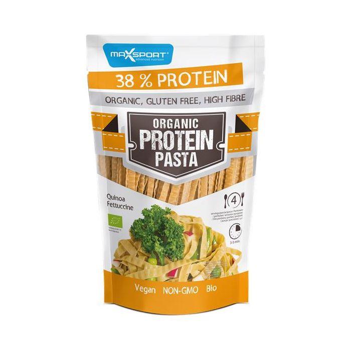 Massa Proteica Soja E Quinoa Biológica Sem Glúten