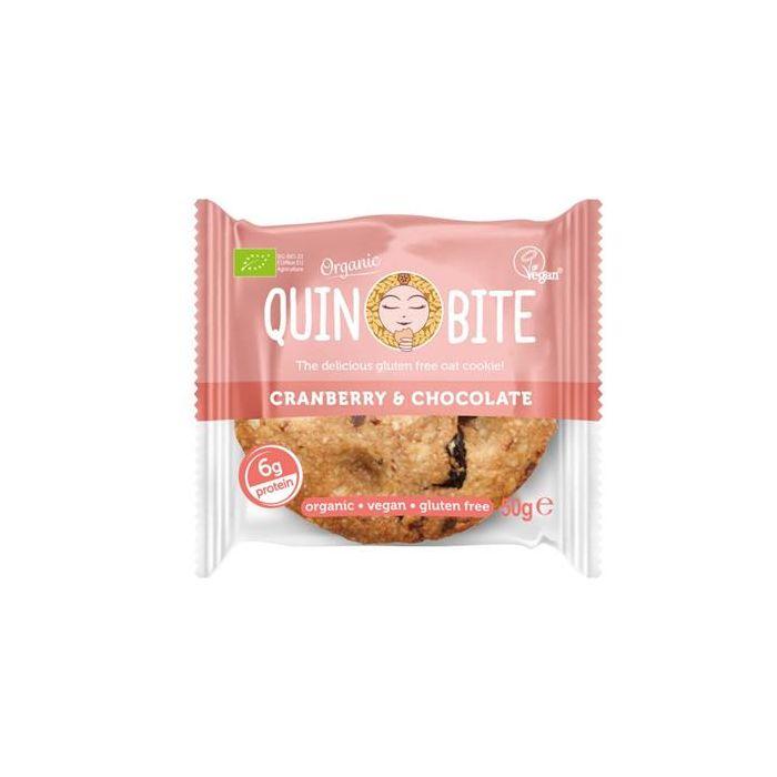 Cookie Arando Vermelho Chocolate Bio Vegan Sem Glúten