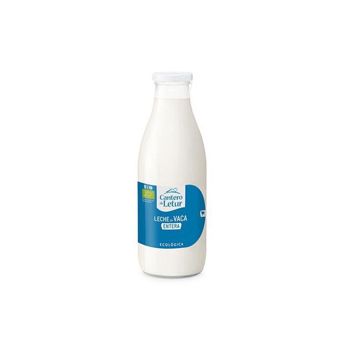 Leite De Vaca Gordo Biológico Pasteurizado