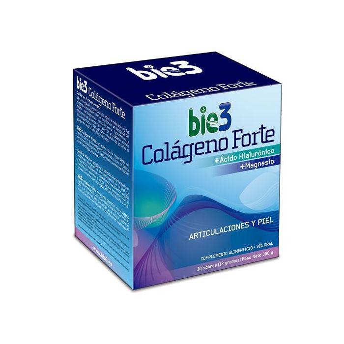 Colagénio Forte + Ácido Hialurónico + Magnésio 30 Saquetas