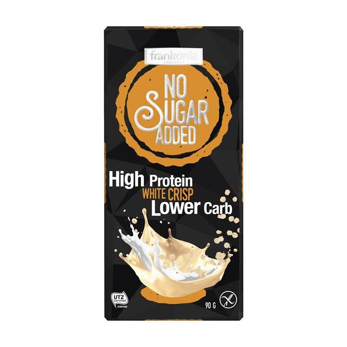 Tablete No Sugar Added Protein Branco