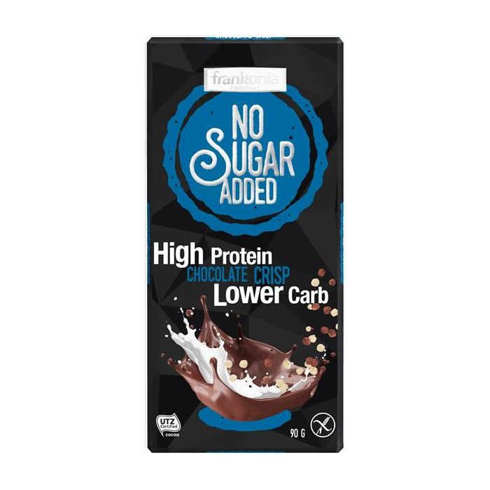 Tablete No Sugar Added - Choco Crisp
