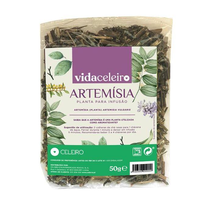 chá artemísia